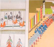 皇室関係の文献目録イメージ画像